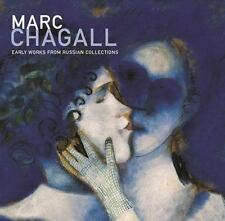 MARC CHAGALL-Early works from Russian collect. -New, From Jewish Museum NewYork