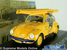 VOLKSWAGEN BEETLE MODEL CAR TELEFONIA 1:43 SCALE IXO TELESP TELEPHONE FUSCA K8
