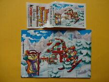 "1996 "" Puzzle "" Hanny Bunnys "" UL + BPZ"