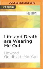 Life and Death Are Wearing Me Out by Mo Yan and Howard Goldblatt (2016, MP3...