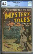 MYSTERY TALES #20 CGC 4.0 OW PAGES