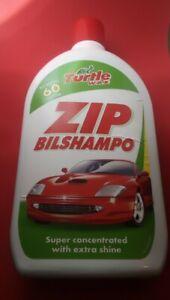TURTLE-WAX brilliant extra shine car bike vehicle shampoo soap, 60 wash NEW 1L