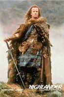 Highlander Poster !!