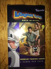 Looney Tunes Back in action Trading cards sealed pack