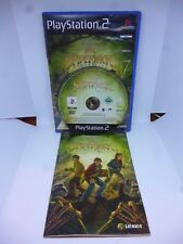 The Spiderwick Chronicles (Sony PlayStation 2, 2008) - European Version