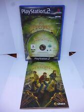 Las crónicas de Spiderwick (Sony PlayStation 2, 2008) - Versión Europea