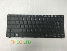 Fit Acer Aspire One 532h 521 522 533 D255 D255E Keyboard Spanish Teclado Black