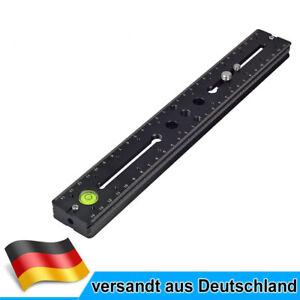 MENGS BPL-300 Mehrzweck Schiene Aluminium Legierung Für DSLR Kamera & Arca-Swiss
