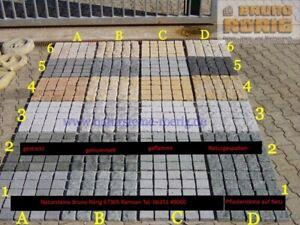 Granitpflaster Granit Basalt Pflastersteine Pflaster Bogenpflaster Platten G603
