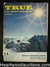 True. Dec 1957 Tom Lovell, George Gross, Alex Ross