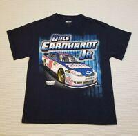 Vibrant NASCAR Dale Earnhardt Jr #88 National Guard T-Shirt Size Large