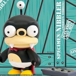 Futurama KidRobot Nibbler 6 inch vinyl collectible figure 2013 new in box