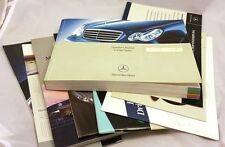 2005 Mercedes C-Class Owner's Manual with Case - Free Priority Shipping