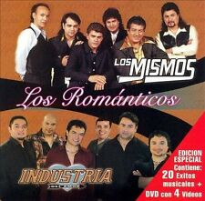 Romanticos Enhanced Los Mismos (Artist), Industria Del Amor (Artist) CD+DVD
