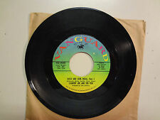 "COUNTRY JOE & THE FISH:Rock And Soul Music Part 1 2:54-Part 2 2:07-U.S. 7"" Stock"