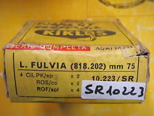 FASCE PER PISTONI DIAM.75 LANCIA FULVIA GT-COUPE' 1200-PISTON RINGS