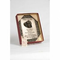 Whisper To An Angel Bronze Finish Plaque Handmade in Ireland