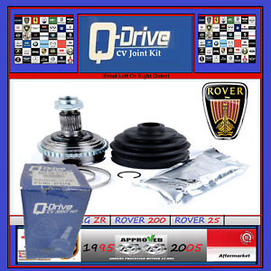 CV Joint Constant Velocity Joint for | MG ZR | ROVER 200 | ROVER 25 [1995-2005]