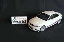 GT Spirit BMW 1M 1:18 white (AK)