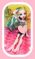 ❤️Monster High Lagoona Blue Frights Camera Action Doll Black Carpet Outfit❤️