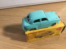 Original Dinky Toys Model 160 Austin A30 Saloon Boxed