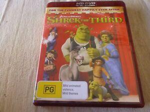 Shrek the Third (HD DVD) Region Free  Mike Myers, Cameron Diaz