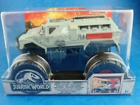 Matchbox Vehicle JURASSIC WORLD - ARMORED ACTION TRUCK 1/24 Toy