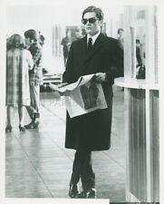 ALAIN DELON LE CLAN DES SICILIENS 1969 VINTAGE PHOTO ORIGINAL #14