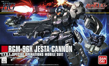 HGUC 1/144 RGM-96X Jesta Cannon from Gundam Unicorn Plastic Model Kit Bandai