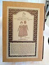 Mint condition Gail Wilson Tuck Comb Doll w Pierced Ears Doll Kit