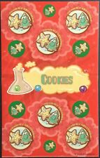 Dr. Stinky's Scratch & Sniff Stickers - Cookies - Excellent!!