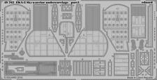 Eduard PE 49762 1/48 DOUGLAS eka-3b SKYWARRIOR CARRO dettagli TRUMPETER