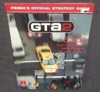 Grand Theft Auto 2 Official Prima Strategy Guide (GTA 2) PSone + Windows PC Book