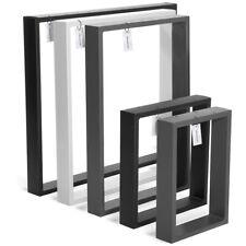 Tischkufen Tischuntergestell 80x20mm Tischbein Tischgestell Tischfuß 1 Stück