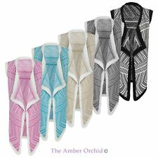 Acrylic Sleeve Type Jumpers/Cardigans Plus Size for Women