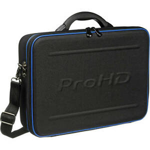 JVC ProHD DT-X71C Carrying Case Pro HD no box got dirty from storage