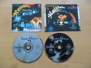 Rainbow 2CD -Incubus 76 (Japan)