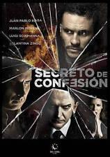 Secreto de confesión (DVD, 2016) Film By Henry Rivero