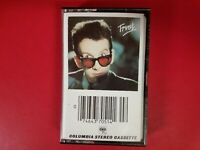 Elvis Costello And The Attractions Trust CASSETTE 1981 Very Good++ Plays Great