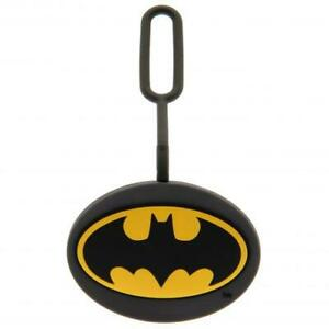 BATMAN Luggage Tag  Holiday  School   OFFICIAL PRODUCT