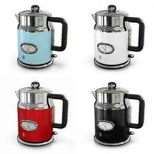 Russell Hobbs Retro Style 1.7L Electric Kettle Quick Boil in Multiple Color