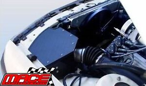 AIR INTAKE KIT W/ K&N FILTER FOR HOLDEN COMMODORE VN VG VP BUICK LN3 L27 3.8L V6
