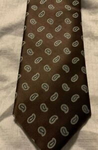 $275 STEFANO RICCI 100% Silk Classic Neck Tie hand made in Italy