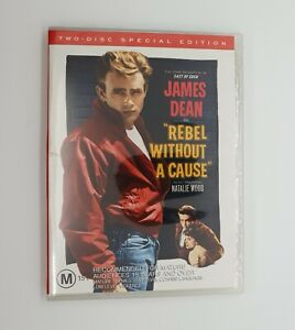 Rebel Without a Cause (1955) NEW/SEALED 2 Disc Special Edition R4 DVD James Dean