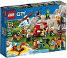 LEGO City - 60202 Stadtbewohner - Outdoor-Abenteuer mit Adler - Neu & OVP