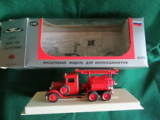 BIG SALE USSR Russian Trucks 1/43 Scale LOMO, etc. ALL NEW BOXED Truck #1 ZIS-6