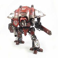 Warhammer 40k Armee Adeptus Mechanicus Imperial Ritter Bemalt