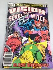 Vision and the Scarlet Witch #3 Marvel Comics January 1983