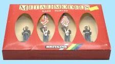BRITAINS: 7301 US MARINES COLOUR PARTY - EXCELLENT
