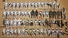Star Wars Clone Trooper Action Figures Lot☆ Saga ☆ Black Series  ☆ Legacy ☆ Rare